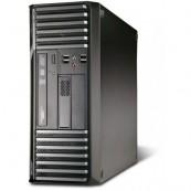 Acer Veriton S670G, Desktop, Intel Dual Core E5500 2.80Ghz, 2GB DDR3, 160GB, DVD-ROM, Second Hand Calculatoare