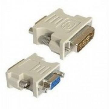 Adaptor DVI 29p tata - VGA HD15 mama Calculatoare