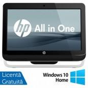All In One HP Pro 3420, 20 Inch, Intel Core i3-2120 3.30GHz, 4GB DDR3, 500GB SATA, DVD-RW + Windows 10 Home