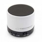 Boxa portabila Bluetooth Esperanza Ritmo EP115 White
