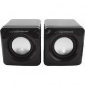 Boxe 2.0 ESPERANZA Leggiero EP111 Cube USB - 2 x 3W Componente & Accesorii
