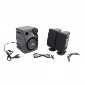 Boxe, Microsistem Audio 2.1,  Esperanza Titanum TP104 Alzando 2W Black Componente & Accesorii