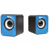 Boxe Tracer 2.1 Omega Blue, USB Componente & Accesorii