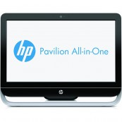 Calculator All In One HP Pavilion 20-b110ed, 20 Inch 1600 x 900, AMD E1-1200 1.40GHz, 4GB DDR3, 500GB SATA, DVD-ROM, Webcam