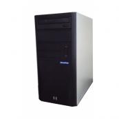 Calculator Bluechip, Intel Dual Core E5200 2.5Ghz, 3Gb DDR2, 250Gb, DVD-RW, Second Hand Calculatoare
