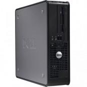 Calculator Dell 745 SFF, Intel Core 2 Duo E6300 1.86GHz, 2GB DDR2, 80GB SATA, DVD-RW