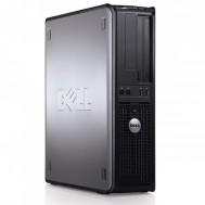 Calculator DELL 780 SFF, Intel Core2 Duo E8400 3.00GHz, 4GB DDR3, 250GB SATA, DVD-RW