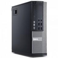 Calculator DELL 9020 SFF, Intel Core i7-4770 3.40GHz, 4GB DDR3, 500GB SATA, DVD-RW