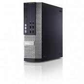 Calculator DELL 9020 SFF, Intel Core i7-4770 3.40GHz, 4GB DDR3, 500GB SATA, DVD-RW, Second Hand Calculatoare