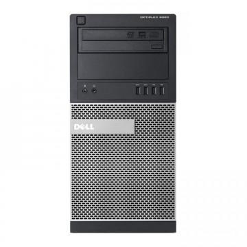 Calculator DELL 9020 Tower, Intel Core i5-4570 3.20GHz, 4GB DDR3, 500GB SATA, DVD-ROM, Second Hand Calculatoare