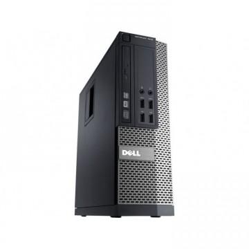 Calculator DELL Optiplex 3020 SFF, Intel Core i5-4570s 2.90GHz, 4GB DDR3, 500GB SATA, DVD-ROM, Second Hand