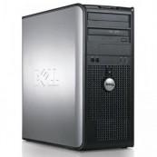 Calculator Dell OptiPlex 380 Tower, Intel Pentium Dual Core E5700 3.00GHz, 4GB DDR3, 250GB SATA, DVD-RW