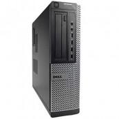 Calculator Dell OptiPlex 7010 Desktop, Intel Core i7-2600 3.40GHz, 4GB DDR3, 750GB SATA, DVD-ROM, Second Hand Calculatoare
