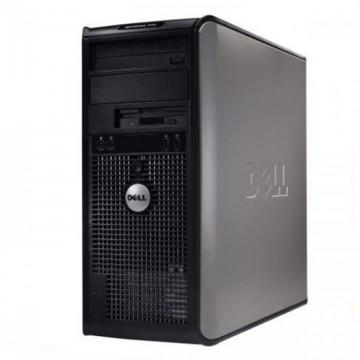 Calculator Dell OptiPlex 755 Tower, Intel Pentium Dual Core E2160 1.80GHz, 4GB DDR2, 250GB SATA DVD-RW, Second Hand
