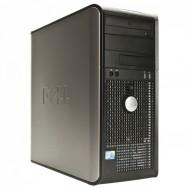 Calculator Dell Optiplex 760, Intel Core 2 Duo E8400 3.00GHz, 4GB DDR2, 160GB SATA, DVD-RW