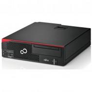 Calculator Fujitsu Esprimo D756 SFF, Intel Core i5-6400T 2.20GHz, 8GB DDR4, 120GB SSD, DVD-RW