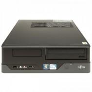 Calculator FUJITSU SIEMENS E400 SFF, Intel Core i3-2130 3.40GHz, 4GB DDR3, 320GB SATA, DVD-ROM