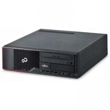 Calculator Fujitsu Siemens E700, Intel Core i7-2600 3.4Ghz, 4GB DDR3, 500GB HDD, DVD-ROM, Second Hand