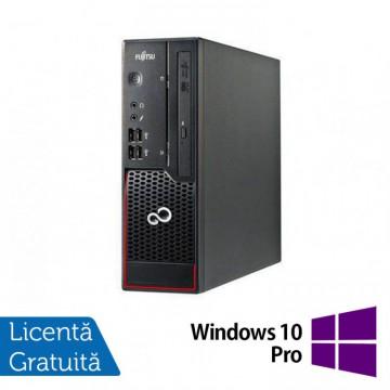 Calculator FUJITSU SIEMENS Esprimo C710 USD, Intel Pentium G2020 2.90GHz, 4 GB DDR3, 250GB SATA, DVD-RW + Windows 10 Pro, Refurbished Calculatoare