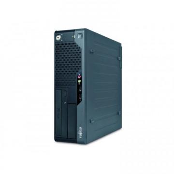 Calculator FUJITSU SIEMENS Esprimo E5635 Desktop, AMD Athlon II x2 240, 2.80 GHz, 2 GB DDR2, 160GB SATA, DVD-RW, Second Hand Calculatoare