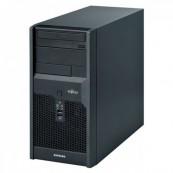 Calculator Fujitsu Siemens Esprimo P2540, Intel Pentium Dual Core E5200 2.50GHz, 2GB DDR2, 250GB SATA, DVD-RW