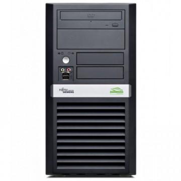 Calculator FUJITSU SIEMENS P5625, AMD Athlon Dual Core 64 x2 5600B, 2.9 GHz, 4GB DDR 2, 160GB SATA, DVD-RW, Second Hand Calculatoare