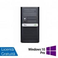 Calculator FUJITSU SIEMENS P5625, AMD Athlon Dual Core 64 x2 5600B 2.90 GHz, 4GB DDR2, 160GB SATA, DVD-RW + Windows 10 Pro
