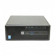 Calculator HP 400 G2.5 SFF, Intel Core i3-4160 3.60GHz, 4GB DDR3, 250GB SATA, DVD-RW