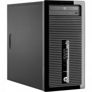 Calculator HP 400 G2 Tower, Intel Core i3-4130 3.40GHz, 4GB DDR3, 500GB SATA, DVD-ROM