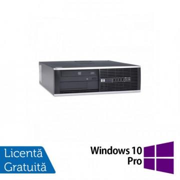 Calculator HP 4300 Pro SFF, Intel Core i5-3470s 2.90GHz, 4GB DDR3, 500GB SATA, DVD-RW + Windows 10 Pro, Refurbished