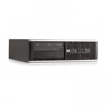 Calculator HP 6005 SFF, AMD Athlon II x2 215 2.70GHz, 4GB DDR3, 250GB SATA, DVD-RW, Second Hand