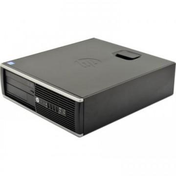 Calculator HP 6200 Pro Desktop, Intel Pentium G620 2.60 GHz, 4GB DDR3, 250GB SATA, DVD-ROM, Second Hand Calculatoare