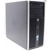 Calculator HP 6200 PRO Tower, Intel Core i5-2400 3.10Ghz, 8GB DDR3, 1TB SATA, DVD-RW, Second Hand Calculatoare