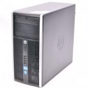 Calculator HP 6200 PRO Tower, Intel Core i5-2400 3.10Ghz, 8GB DDR3, 500GB SATA, DVD-RW, Second Hand Calculatoare