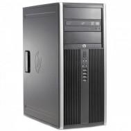 Calculator HP 6200 Pro Tower, Intel Core i7-2600 3.40GHz, 4GB DDR3, 320GB SATA, DVD-RW