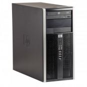 Calculator SH HP 6200 Pro Mt Tower, Intel Core i3-2100 3.10GHz, 4GB DDR3, 250GB SATA, DVD-ROM, Second Hand Calculatoare