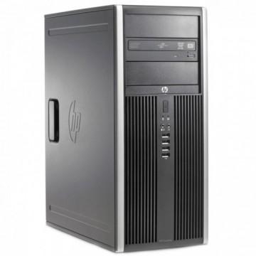 Calculator HP 6200 Tower, Intel Pentium Dual Core G640 2.80GHz, 4GB DDR3, 320GB SATA, DVD-ROM, Second Hand Calculatoare