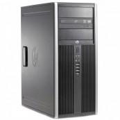 Calculator HP 6200 Tower, Intel Pentium Dual Core G640 2.80GHz, 8GB DDR3, 320GB SATA, DVD-ROM, Second Hand Calculatoare