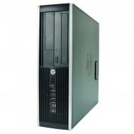 Calculator HP 8000 Elite SFF, Intel Core 2 Duo E8400, 3.00GHz, 4GB DDR3, 250GB SATA, DVD-ROM