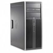 Calculator HP 8200 Elite Tower, Intel Core i5-2400 3.10 GHz, 4GB DDR3, 250GB SATA, DVD-RW, Second Hand Calculatoare