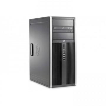 Calculator Hp 8200 Elite Tower, Intel Core i7-2600 3.4Ghz, 4GB DDR3, 500 GB SATA, DVD-ROM, Second Hand Calculatoare