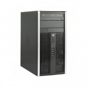Calculator HP 8200 Tower, Intel Core i7-2600 3.40GHz, 8GB DDR3, 1TB SATA, DVD-RW