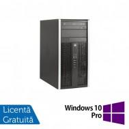 Calculator HP 8300 Elite MT, Intel Core i5-3470 3.20GHz, 4GB DDR3, 500GB SATA, DVD-RW + Windows 10 Pro