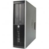 Calculator HP 8300 SFF, Intel Pentium Dual Core G640 2.8Ghz, 4GB DDR3, 500GB, DVD-RW, Second Hand Calculatoare