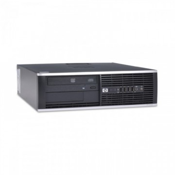 Calculator HP Compaq 6000 Pro, SFF, Intel Pentium Dual Core E5700, 3.00 GHz, 2GB DDR3, 160GB SATA, DVD-ROM, Second Hand Calculatoare