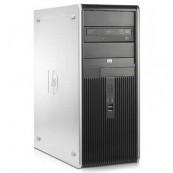 Calculator HP Compaq DC7900, Tower, Intel Pentium Dual Core E5300, 2.60GHz, 2GB DDR2, 160GB SATA, DVD-RW