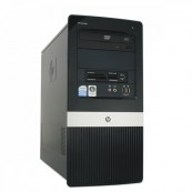 Calculator HP Compaq DX2400, Intel Pentium E2180 2.00GHz, 2GB DDR2, 250GB SATA, DVD-RW