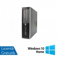 Calculator HP Compaq Elite 8300 SFF, Intel Core i5-3470 3.20GHz, 4GB DDR3, 500GB SATA, DVD-RW + Windows 10 Home