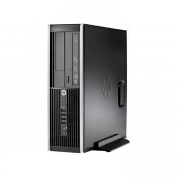 Calculator HP Compaq Pro 6305 SFF, AMD A8-5500B 3.20GHz, 4GB DDR3, 250GB SATA, DVD-ROM, Second Hand