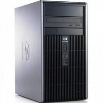 Calculator HP DC5750 MT, AMD Athlon 64 4400+ 2.30 GHz, 2GB DDR, 80GB SATA, DVD-ROM, Second Hand Calculatoare